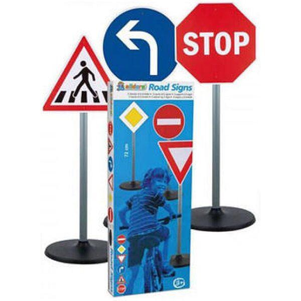 Közlekedési jelzőtáblák - 60 cm - 1. kép