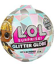 L.O.L Surprise: Glitter Globe meglepetés baba - 1. kép