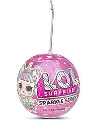 L.O.L Surprise: Sparkle Dolls csillámló meglepetés babák - többféle - 1. kép