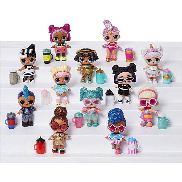 L.O.L. Surprise Sparkle Series - a legcsillogóbb LOL babák - 6. kép