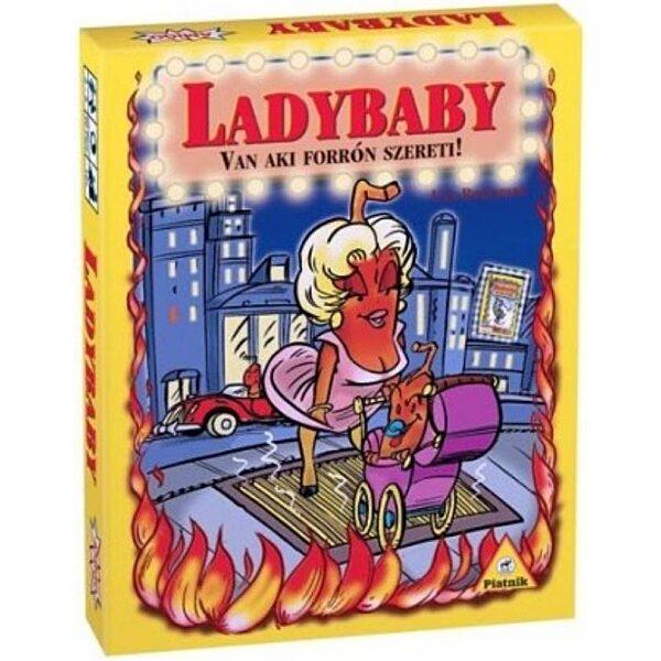 Lady Baby kártyajáték - 1. kép