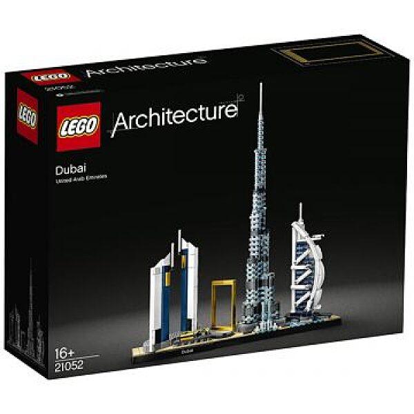 LEGO Architecture: Dubai 21052 - 1. kép