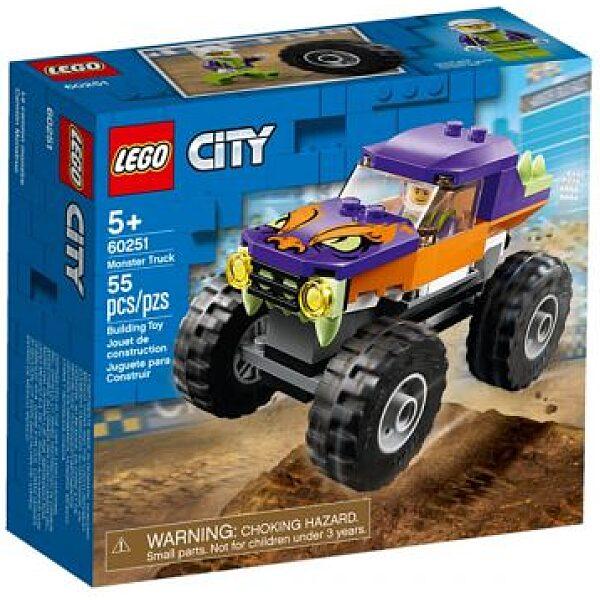 LEGO City: Óriás teherautó 60251 - 1. kép