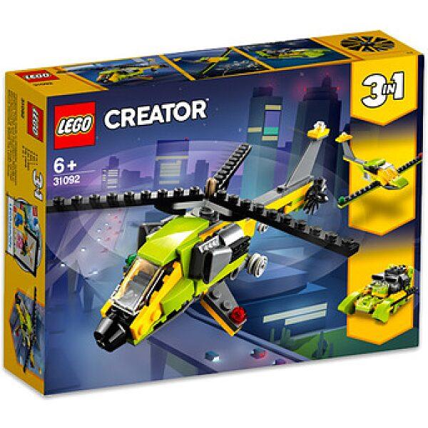 LEGO Creator: Helikopterkaland 31092 - 1. kép