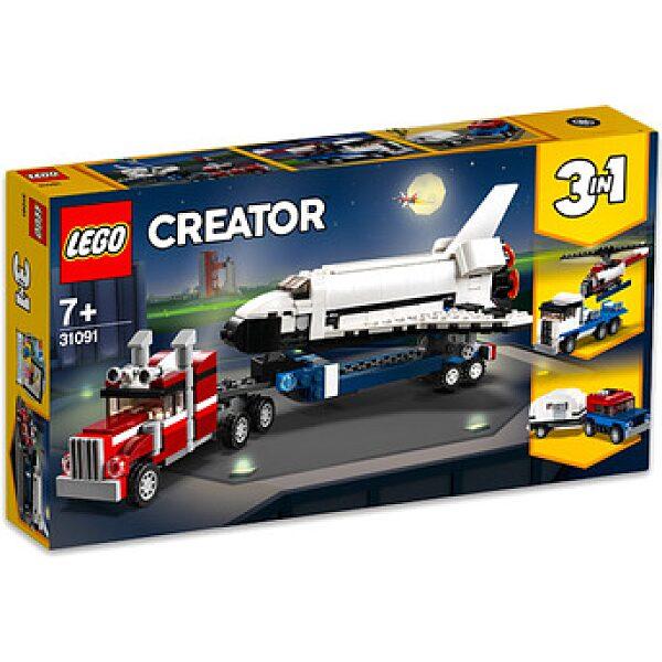 LEGO Creator: Űrsikló szállító 31091 - 1. kép