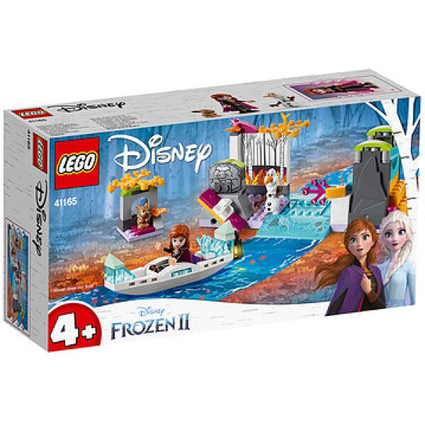 LEGO Disney: Anna kajaktúrája 41165 - 1. kép
