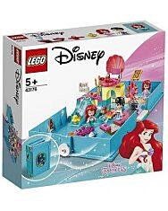 LEGO Disney Princess: Ariel mesekönyve 43176 - 1. kép