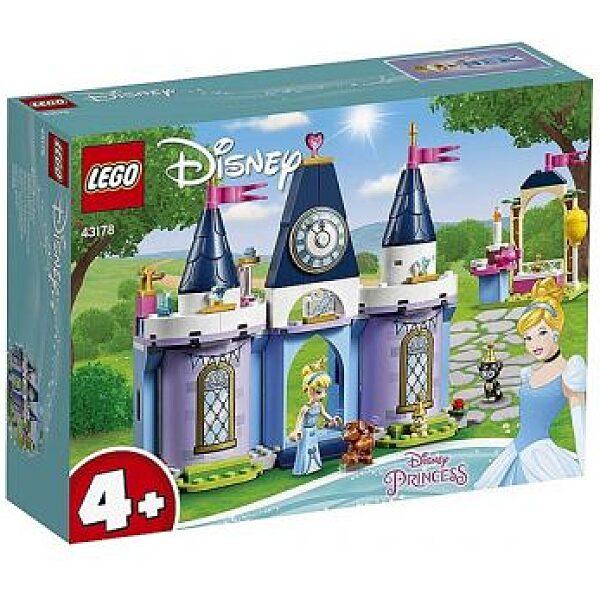 LEGO Disney Princess: Hamupipőke ünnepe a kastélyban 43178 - 1. kép