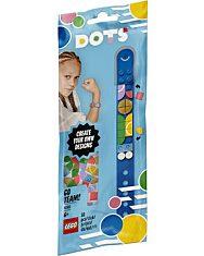 LEGO DOTS: Csapatszellem karkötő 41911 - 1. kép