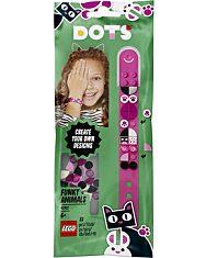 LEGO DOTS: Mókás állatok karkötő 41901 - 1. kép