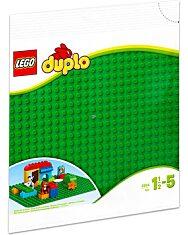 LEGO DUPLO: Zöld építőlap 2304 - 1. kép