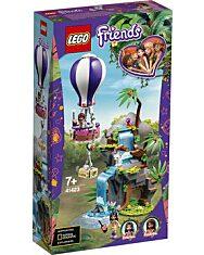 LEGO Friends: Hőlégballonos tigris mentő akció 41423 - 1. kép