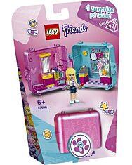 LEGO Friends: Stephanie shopping dobozkája 41406 - 1. kép