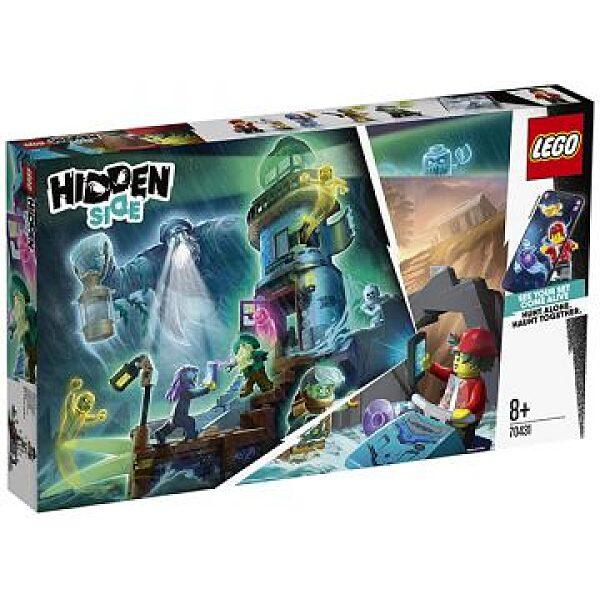 LEGO Hidden Side: A sötétség világítótornya 70431 - 1. kép