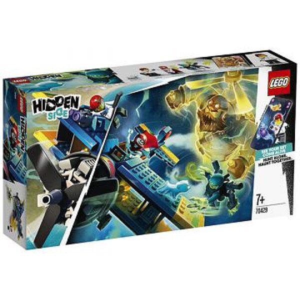 LEGO Hidden Side: El Fuego műrepülőgépe 70429 - 1. kép
