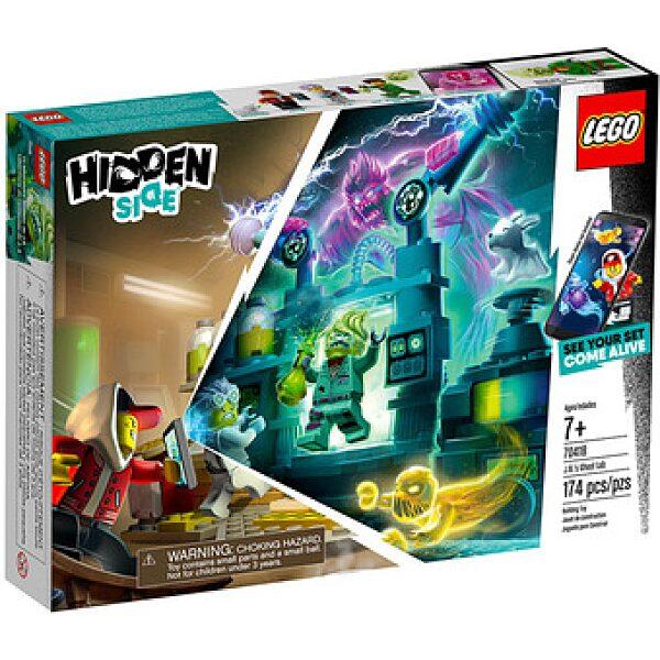 LEGO Hidden Side: J. B. szellemlaborja 70418 - 1. kép