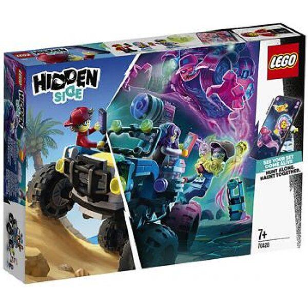 LEGO Hidden Side: Jack homokfutója 70428 - 1. kép