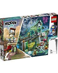 LEGO Hidden Side: Newbury elhagyott börtöne 70435 - 1. kép