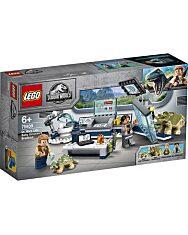 LEGO Jurassic World: Dr. Wu laborja: Bébidinoszauruszok szökése 75939 - 1. kép