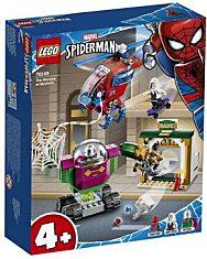 LEGO Marvel Super Heroes: Mysterio tombolása 76149 - 1. kép