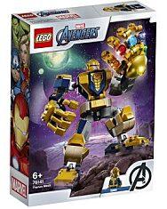 LEGO Marvel Super Heroes: Thanos robot 76141 - 1. kép