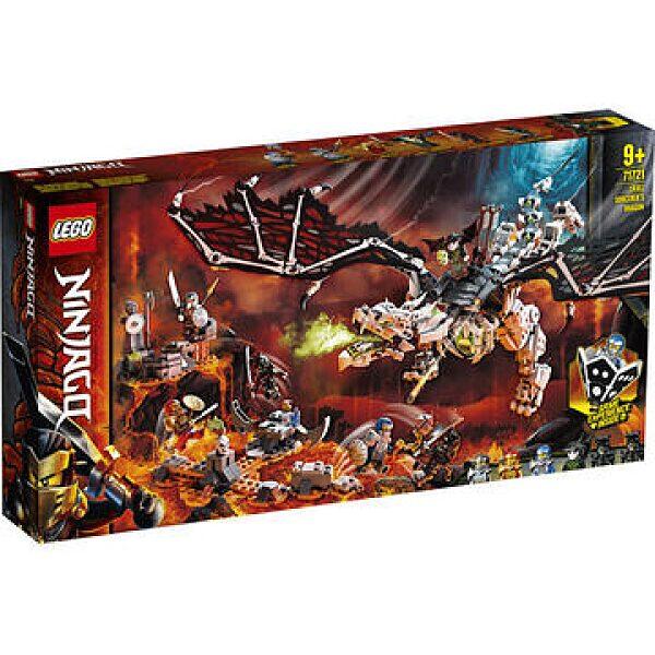 LEGO Ninjago: A koponyavarázsló sárkánya 71721 - 1. kép