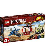 LEGO Ninjago: Viharharcos csata 71703 - 1. kép