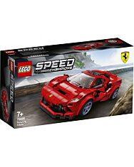 Lego Speed Champions: Ferrari F8 Tributo 76895 - 1. kép