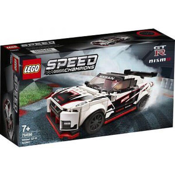 LEGO Speed Champions: Nissan GT-R NISMO 76896 - 1. kép