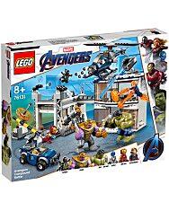 LEGO Super Heroes: Bosszúállók csatája 76131 - 1. kép