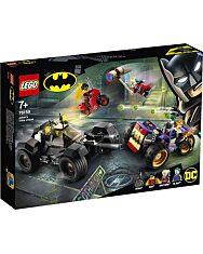 LEGO Super Heroes: Joker üldözése háromkerekűn 76159 - 1. kép