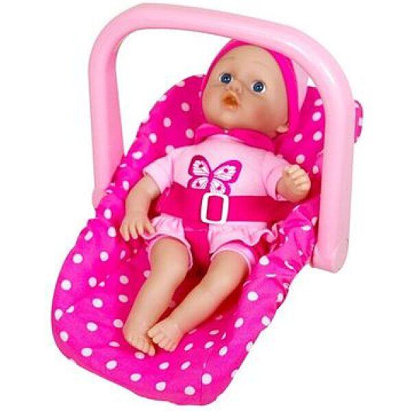 Lissi baba gyerekülésben - 1. kép