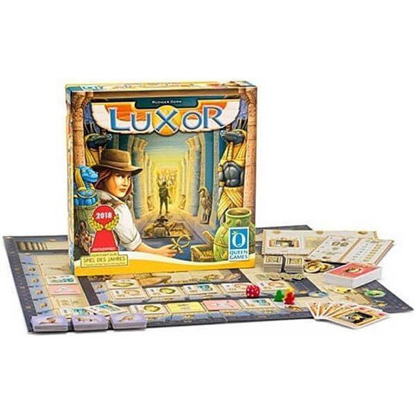Luxor társasjáték - 1. kép