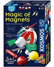 Magic of Magnets kísérletező készlet - 1. kép