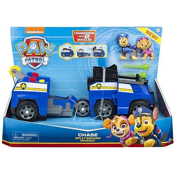 Mancs Őrjárat: Átalakuló járművek 2 az 1-ben - Chase