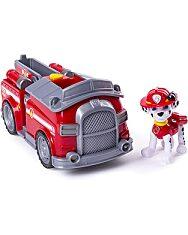 Mancs őrjárat: Marshall átalakuló tűzoltóautója figurával dobozban - 1. kép