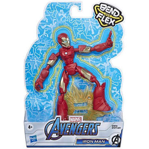 Marvel: Avengers - Bend and Flex Vasember figura - 1. kép