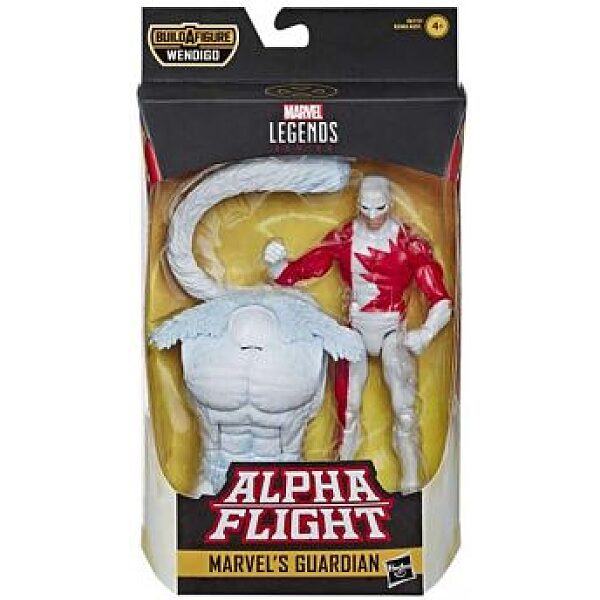 Marvel Legends: Alpha Fight Marvels Guardian akciófigura - 1. kép