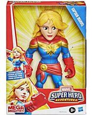 Marvel: Super Hero Adventures Mega Mighties Amerikai kapitány - 1. kép