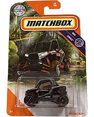 Matchbox MBX Jungle: Polaris RZR kisautó - 1. kép