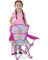 Pillangó kemping szék - 1. kép