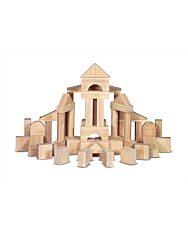 Natur építőkocka 60 db - 1. kép