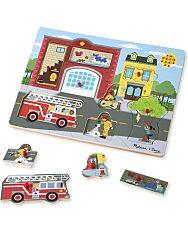 Melissa & Doug Hangos puzzle