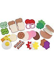 Filc szendvics készítő - 1. kép