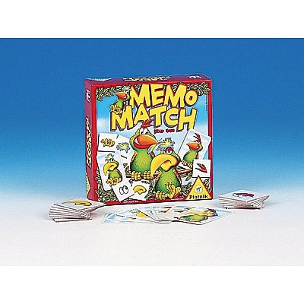 Memo Match memóriajáték - 1. kép