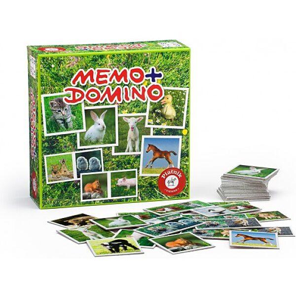 Memo/Domino Állatkölykök - 1. kép