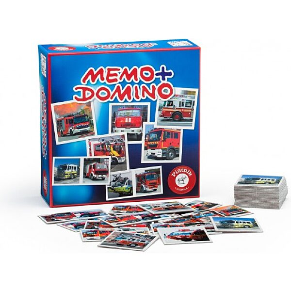 Memo/Domino Tűzoltók - 1. kép