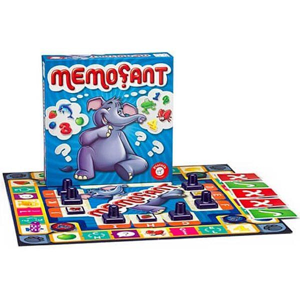 Memofant társasjáték - 2. kép