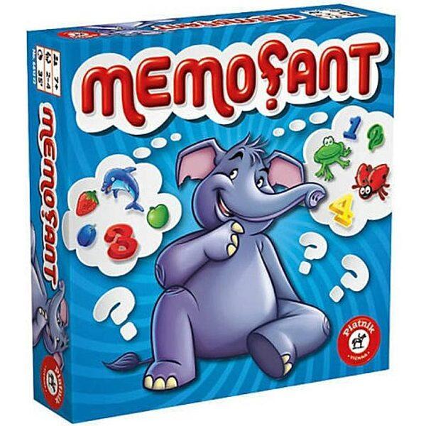 Memofant társasjáték - 1. kép