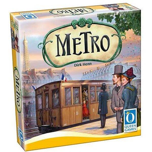 Metro társasjáték - 1. kép